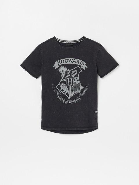 T-Shirt mit Aufdruck Harry Potter