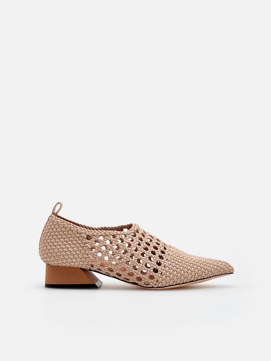 Pletené boty