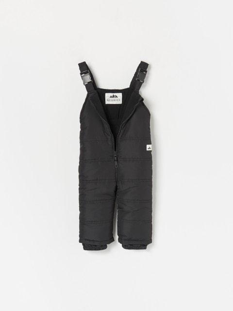 Zateplené kalhoty slaclem