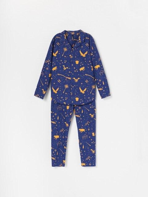Pyžamové tričko Harry Potter
