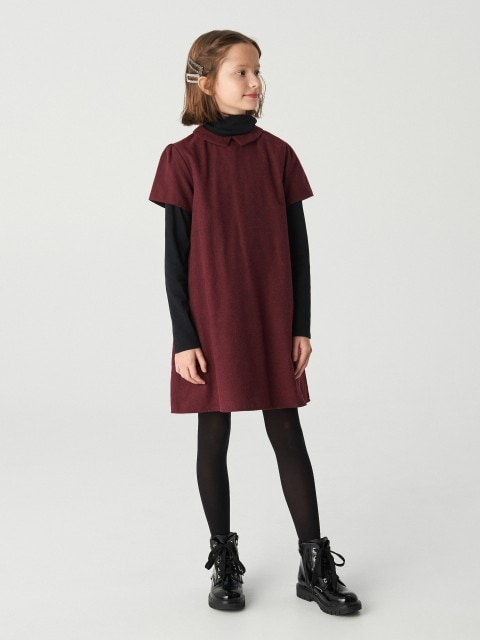 Elegantní šaty slímcem