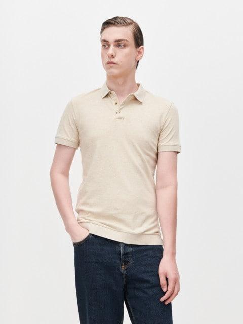 Bavlněné polo tričko