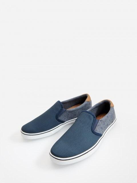 Schuhe Slip On
