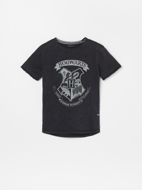 T-Shirt mit Aufdruck Harry Potter