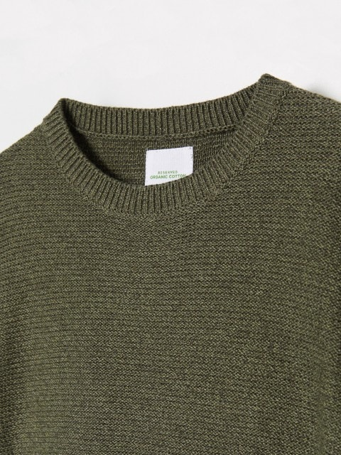 Puuvillasest riidest sviiter