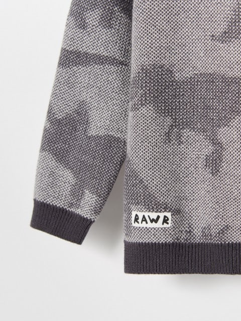 Puuvillane kapuutsiga džemper