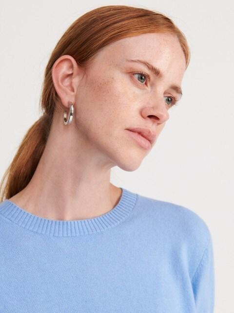 Villa- ja kašmiirisegust džemper