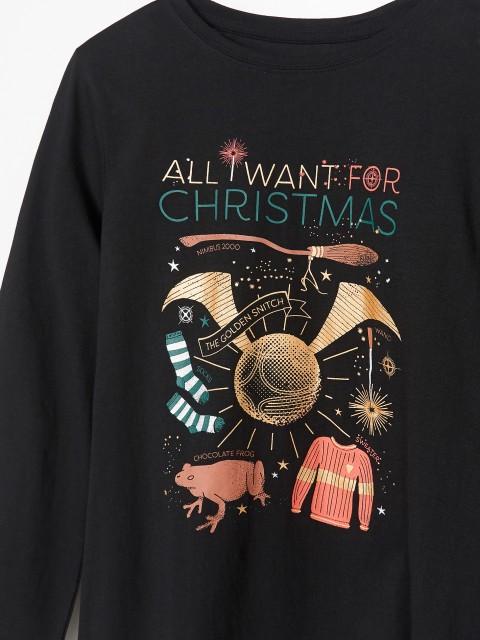 Camiseta de Harry Potter