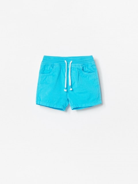 Pantalón corto de algodón