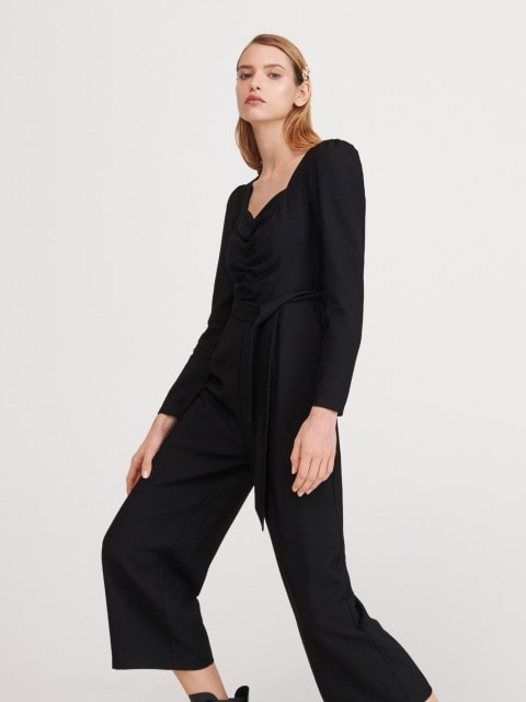Ladies` jumpsuit