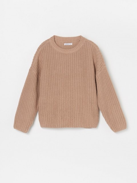 Girls` sweater