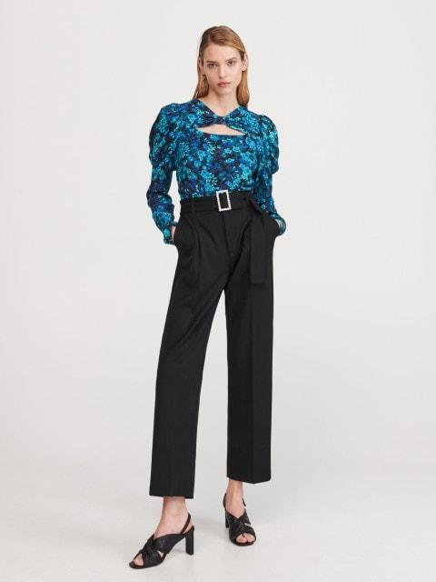 Ladies` blouse