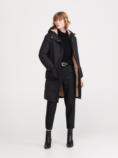 Ladies` coat
