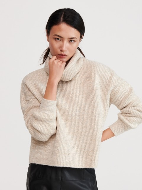 Ladies` sweater