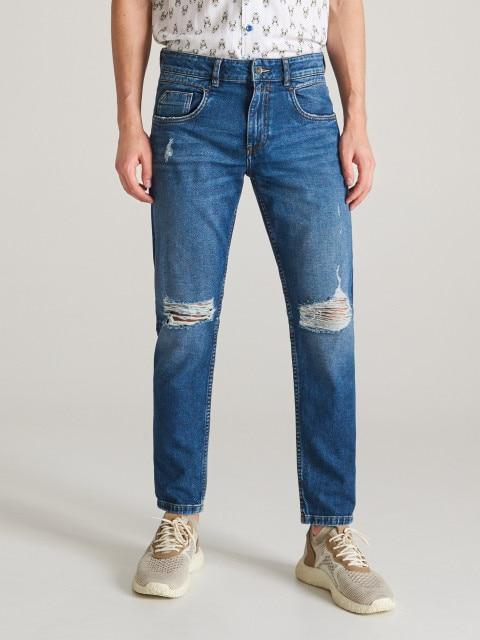 MEN`S JEANS TROUSERS