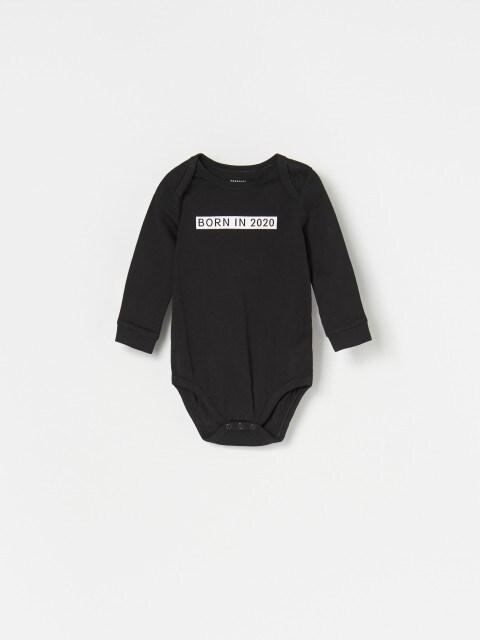 Bodi, hlače i kapa za bebe
