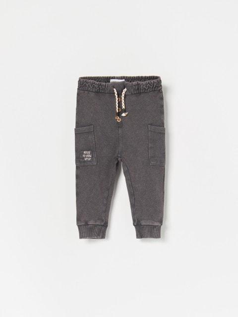 Pamučne jogger hlače