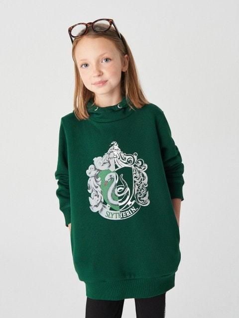 Majica s kapuljačom Slytherin