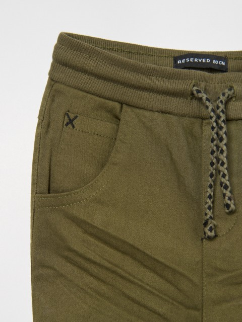 Insulated trousers