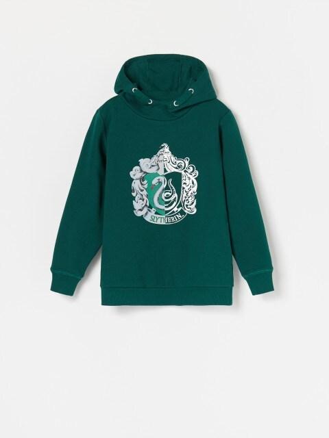 Slytherin hoodie
