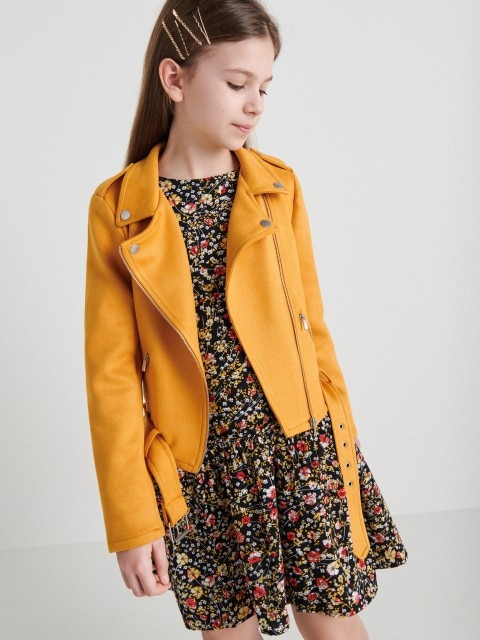 Girls` jacket