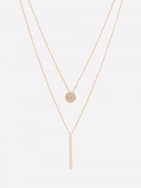 Necklace with decorative pendant