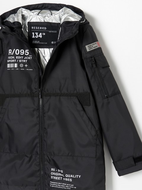 Boys` outer jacket