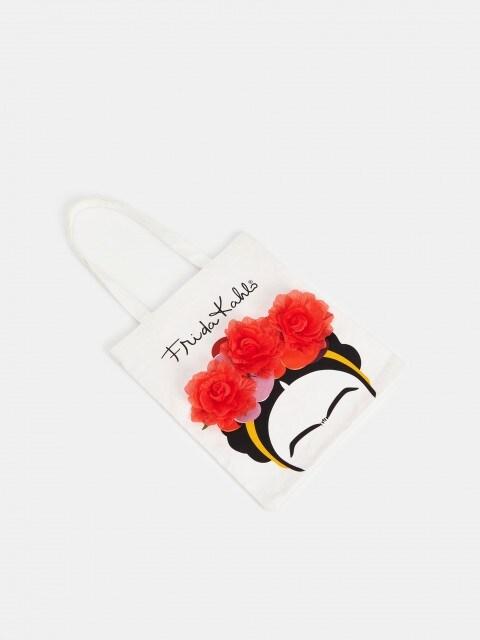 Borsa shopper Frida Kahlo