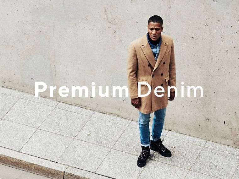 Reserved AW18 Premium Denim