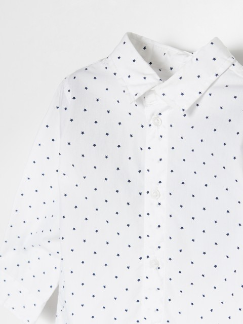 Medvilniniai marškiniai su žvaigždutėmis