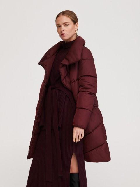 Pašiltintas paltas