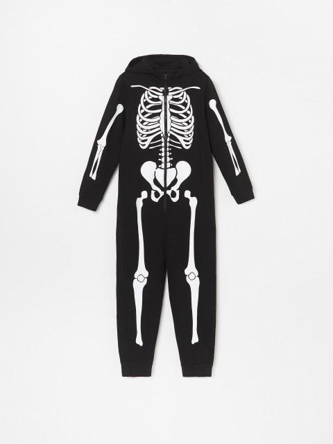 Kombinezonas Skeletas