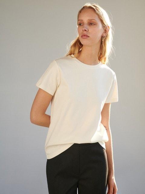 T-shirt in organic cotton
