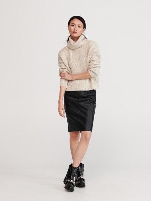 Ladies` sweater