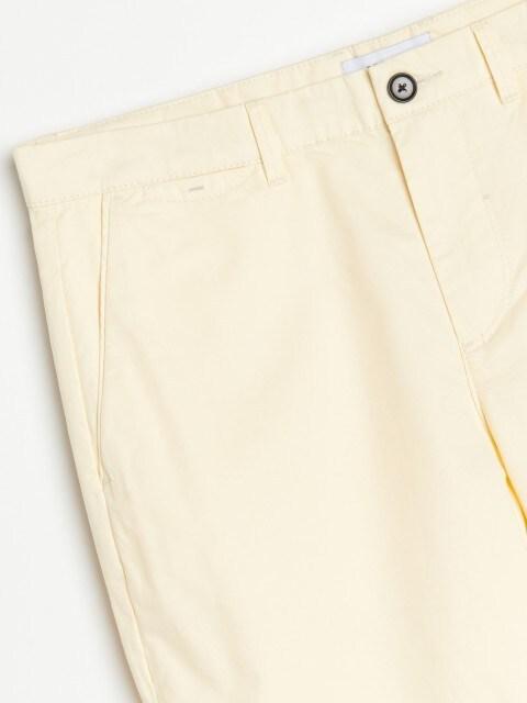Plain chino shorts