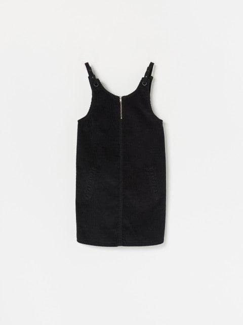 Velveta kombinezons-kleita