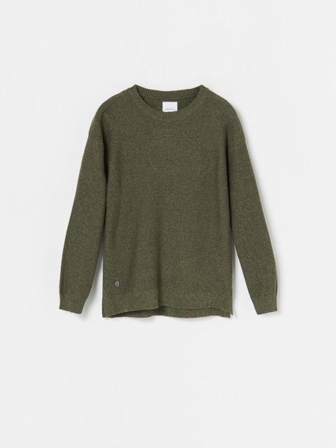 Kokvilnas džemperis