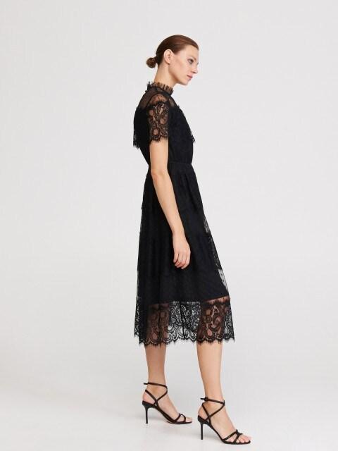 Mežģīņu kleita
