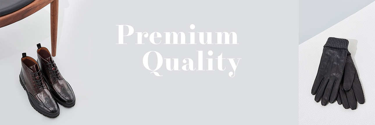 Premium quality man Reserved
