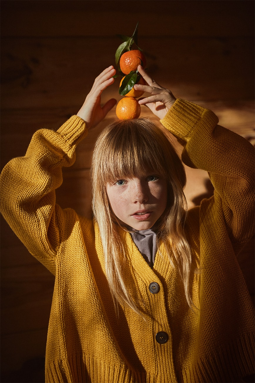 Reserved Kids Collection Cosy Winter AW18