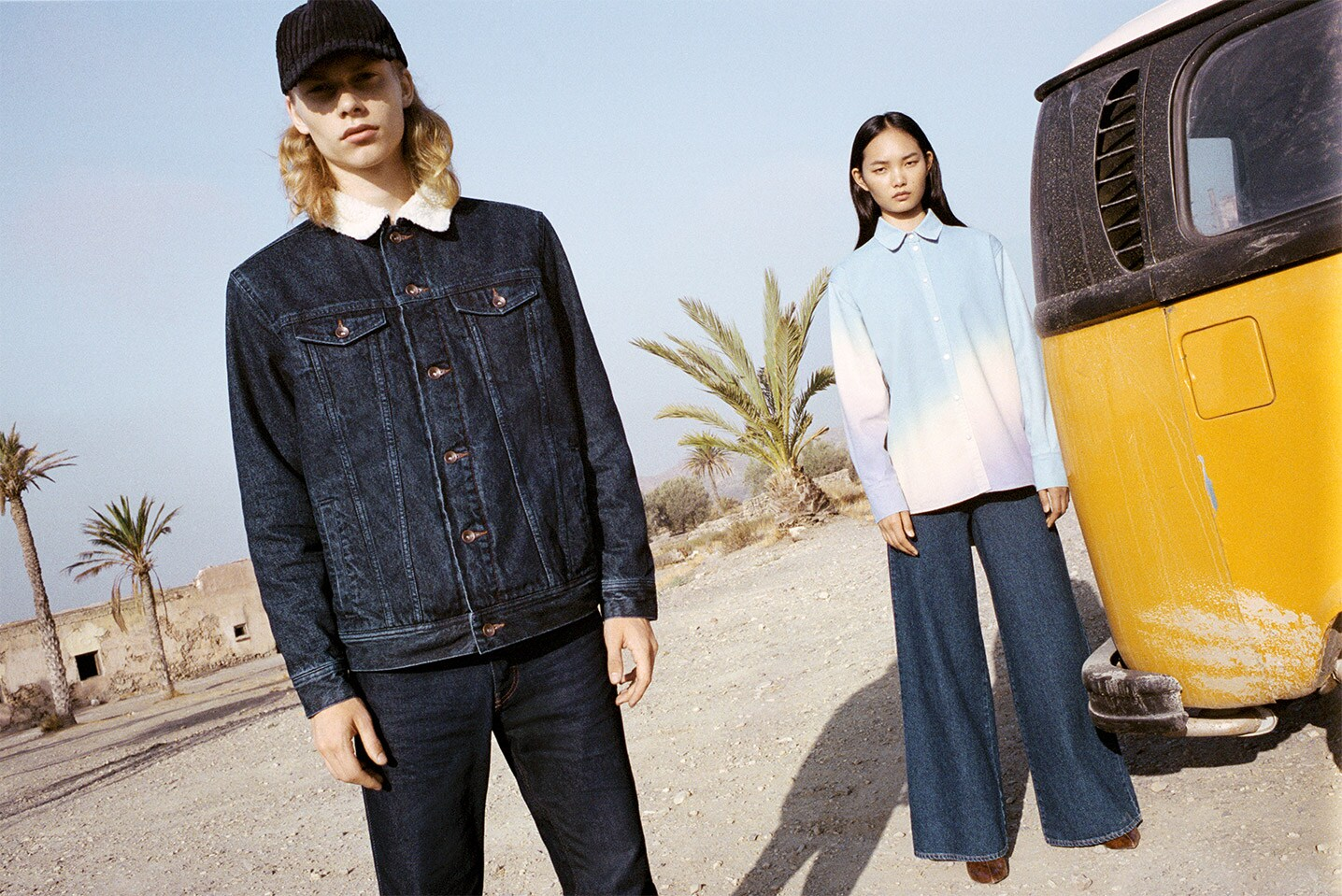 Reserved Denim Collection AW18