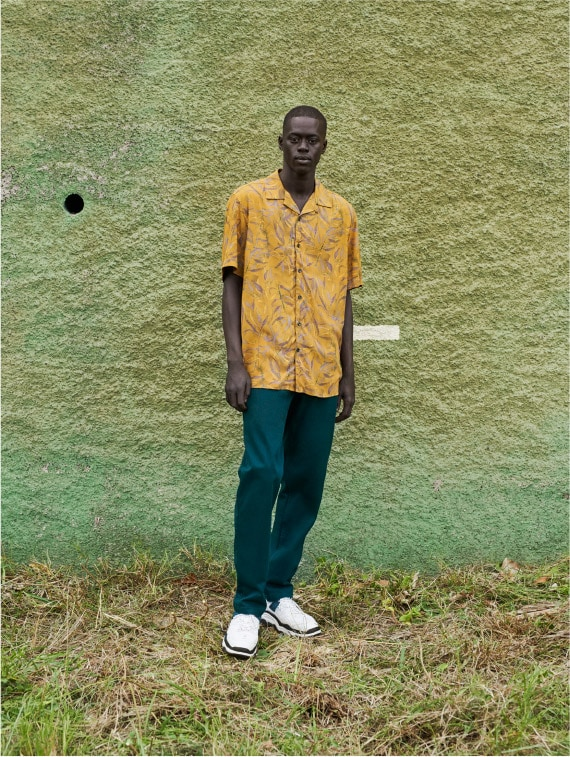 Reserved Collection SS19 Lookbook Spring