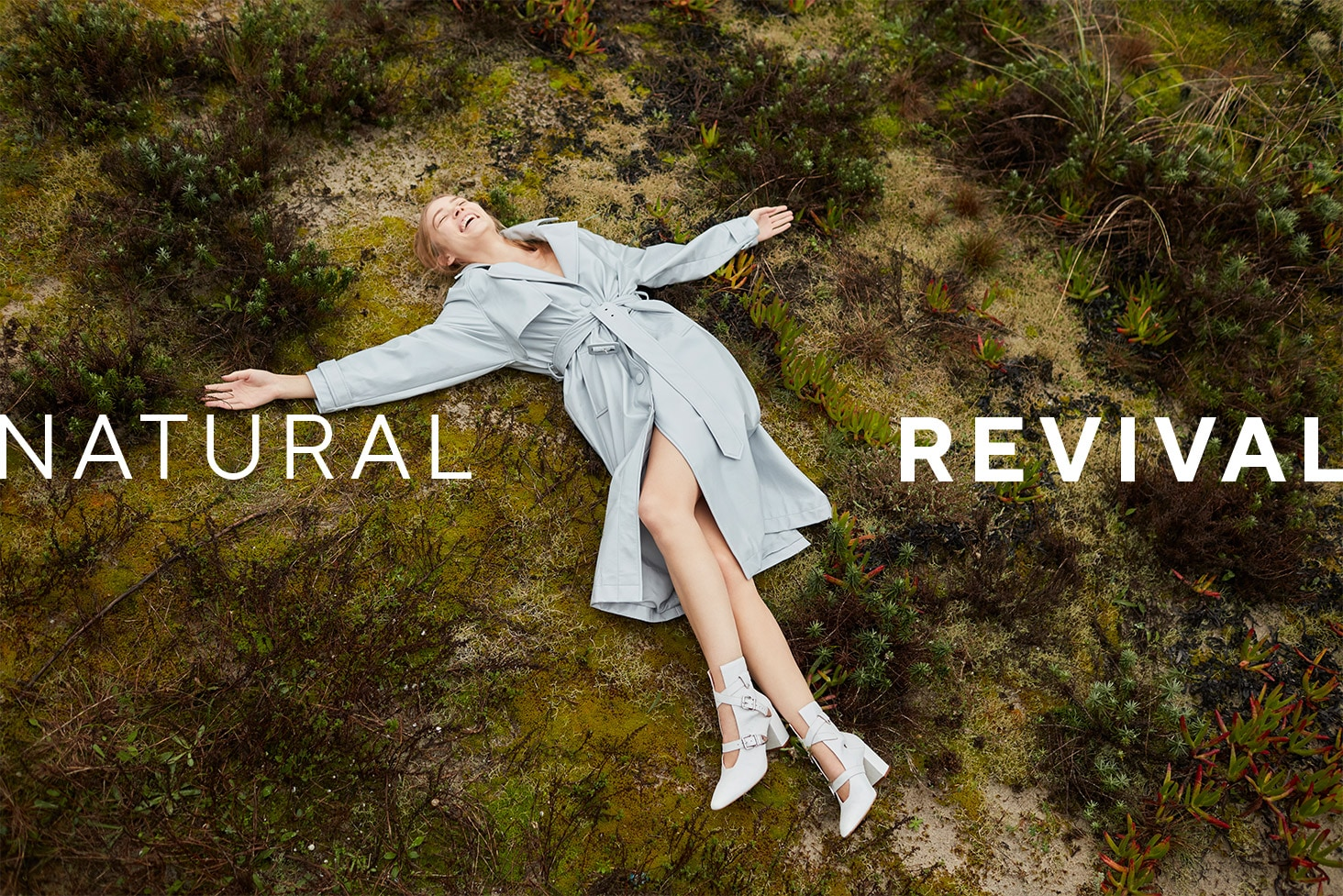 Reserved Natural Revival SS19