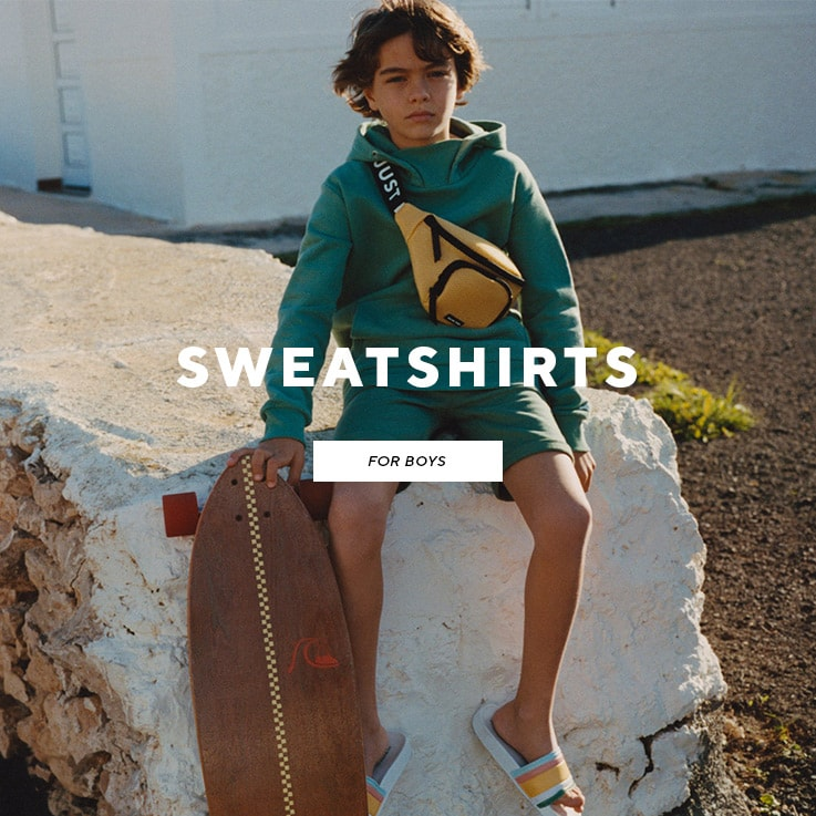 Sweatshirts for boys - RESERVED