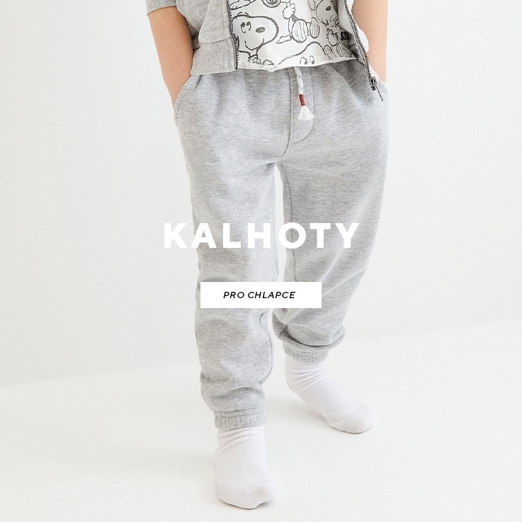 Trousers for boys - RESERVED