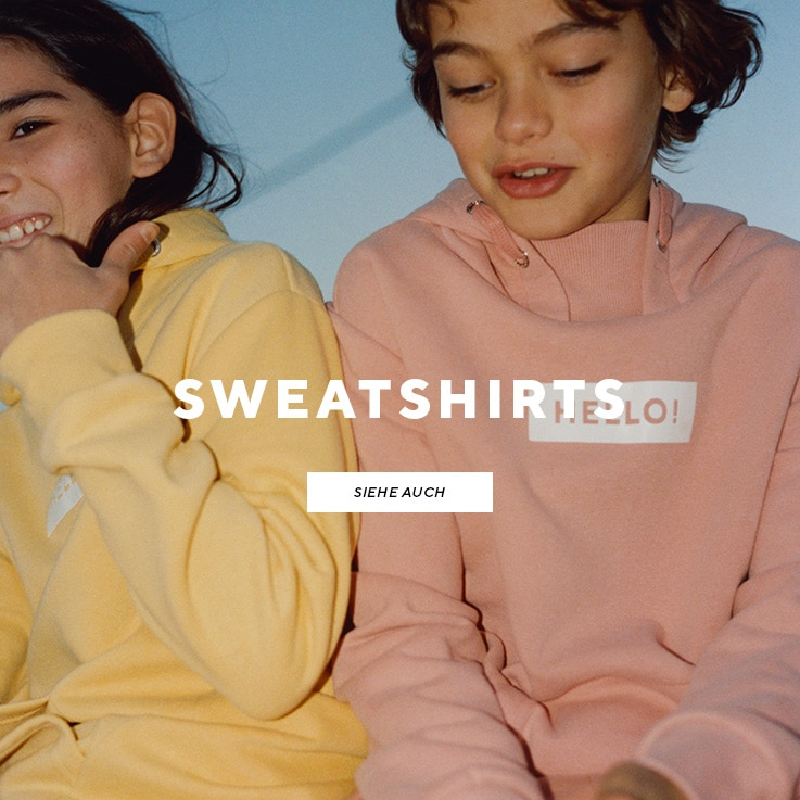 Sweatshirts for girls - RESERVED