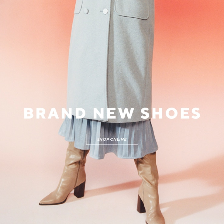 NEW SPRING COLLECTION OF SHOES - WOMEN