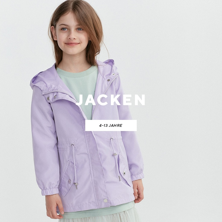Outerwear for girls 4-13 - RESERVED