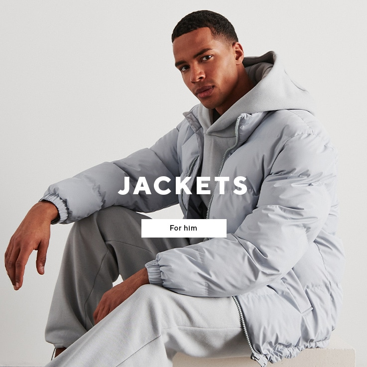 Coats & jackets for men - RESERVED