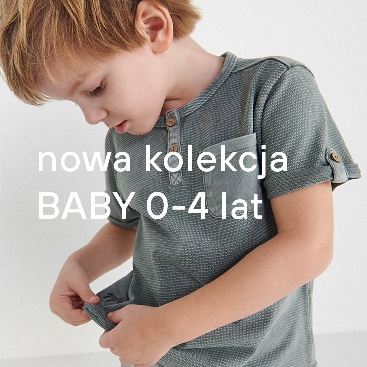 Baby BOY - now products for babies available till size 104 - SS20 collection
